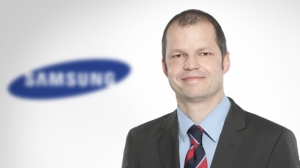 Will Samsung als Innovationsführer positionieren: Marketing-Chef Mario Winter
