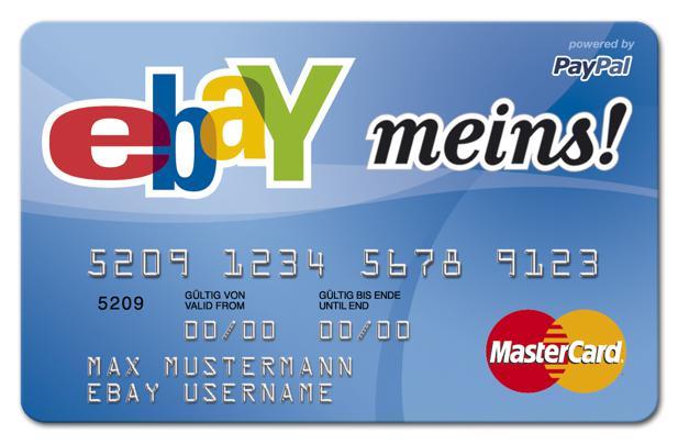 Ebay-Kreditkarte keine Reaktion auf vermeintlichen Kundenschwund