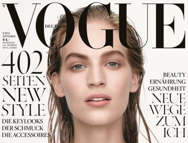"Rekordausgabe: die ""September Issue"" von Condé Nasts ""Vogue"""