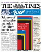 """The Times"" im neuen Design"
