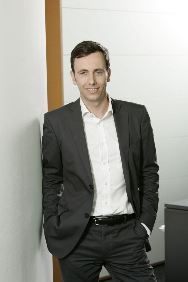 Christian Kosfeld: Executive Director Strategy der Peter Schmidt Group