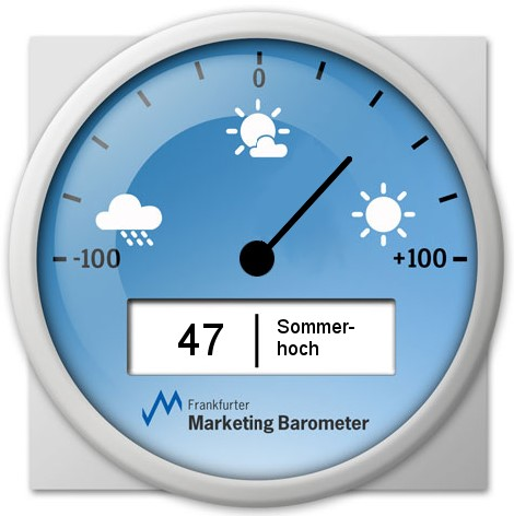 Das Frankfurter Marketing Barometer