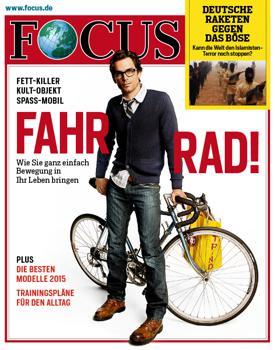 Focus Ausgabe