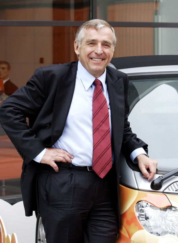 Erich Sixt wird 24. Mitglied der Hall of Fame (Foto: Sixt)