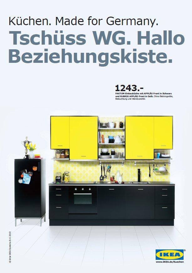Spot Premiere Ogilvy Inszeniert Die Küchenvielfalt Von Ikea