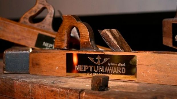Der Neptun Award wird am 27. November in Hamburg verliehen