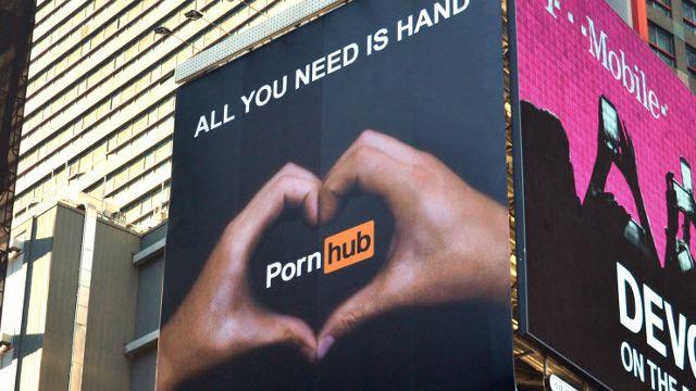 Pornoseite nannte den Hub