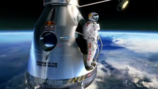 Die Geburt von Content Marketing: Red Bull Stratos