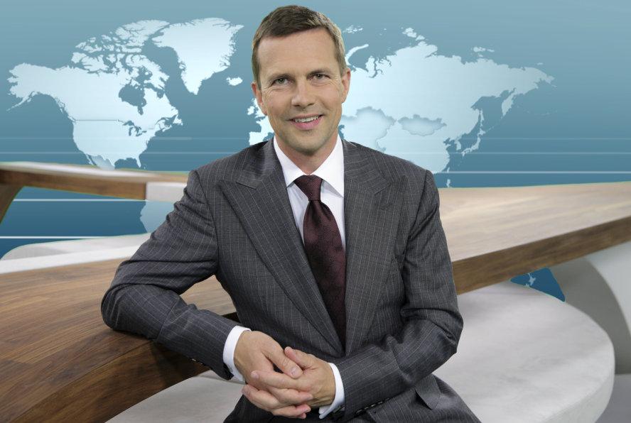 Zdf moderator steffen seibert wird regierungssprecher for Nachrichtensprecher zdf