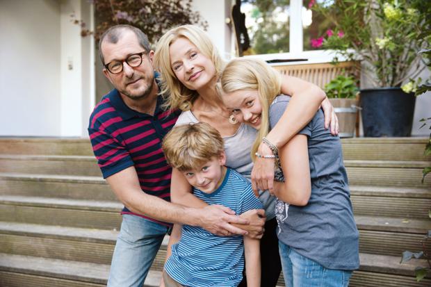 Telekom Werbung Familie