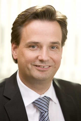 Wolfgang Booms leitet das Marketing bei Ford