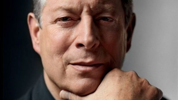 Al Gore bekommt in Cannes den Lion Heart Award