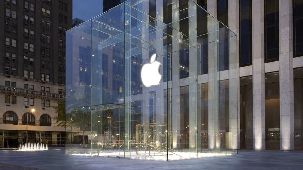 Apple Store in der 5th Avenue