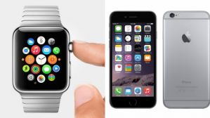 Apple Watch und iPhone 6