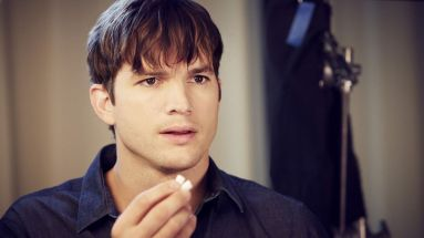 Hollywood-Star Ashton Kutcher folgt Antonio Banderas als Wrigley-Testimonial
