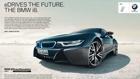 BMW i8 Anzeige