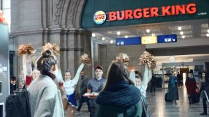 Burger King - Spar Kings 2015