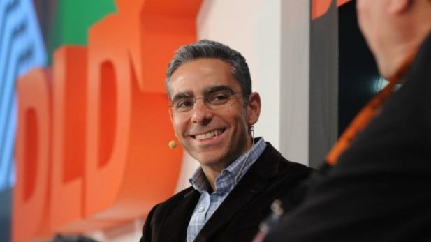 Facebook-Manager David Marcus, hier bei der DLD 2013