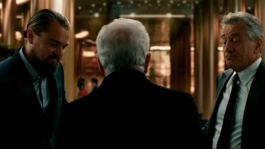 DiCaprio, Scorsese und De Niro in dem Spot für die Casino-Kette Melco Crown Entertainment