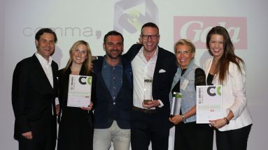Die Verleihung der Co-Brands-Awards 2014