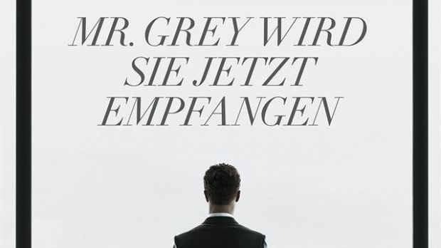 "Einer der erwarteten Blockbuster 2015: ""Fifty Shades of Grey"""