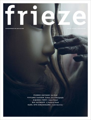 "Irritierend: ""Frieze"""