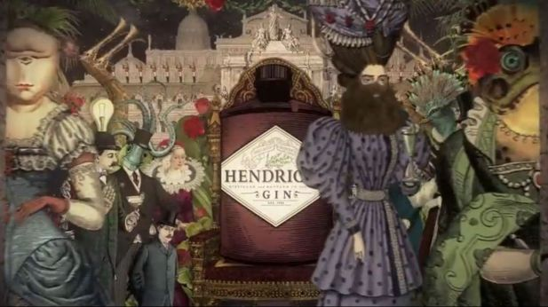 Hendricks Gin: Something Different 2014