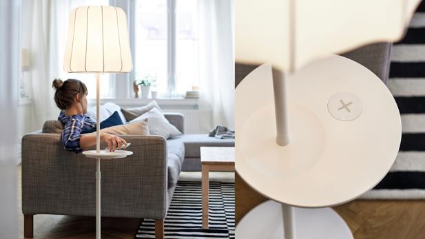 Mobile World Congress Ikea Macht Möbel Zu Kabellosen Ladestationen