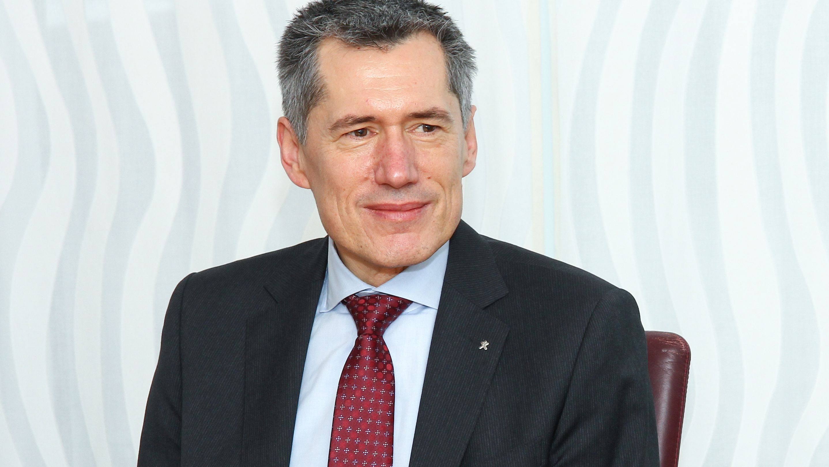 Marketing- und Produktmanagement-Vorstand Jürgen Lieberknecht