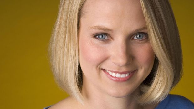 Yahoo-CEO Marissa Mayer