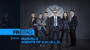 RTL 2 neues On-Air-Design S.H.I.E.L.D.