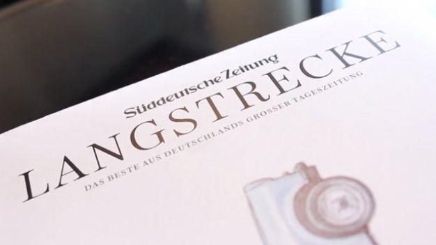 magazin projekt s ddeutsche zeitung geht auf die langstrecke. Black Bedroom Furniture Sets. Home Design Ideas