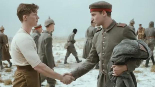 Film Erster Weltkrieg Weihnachten