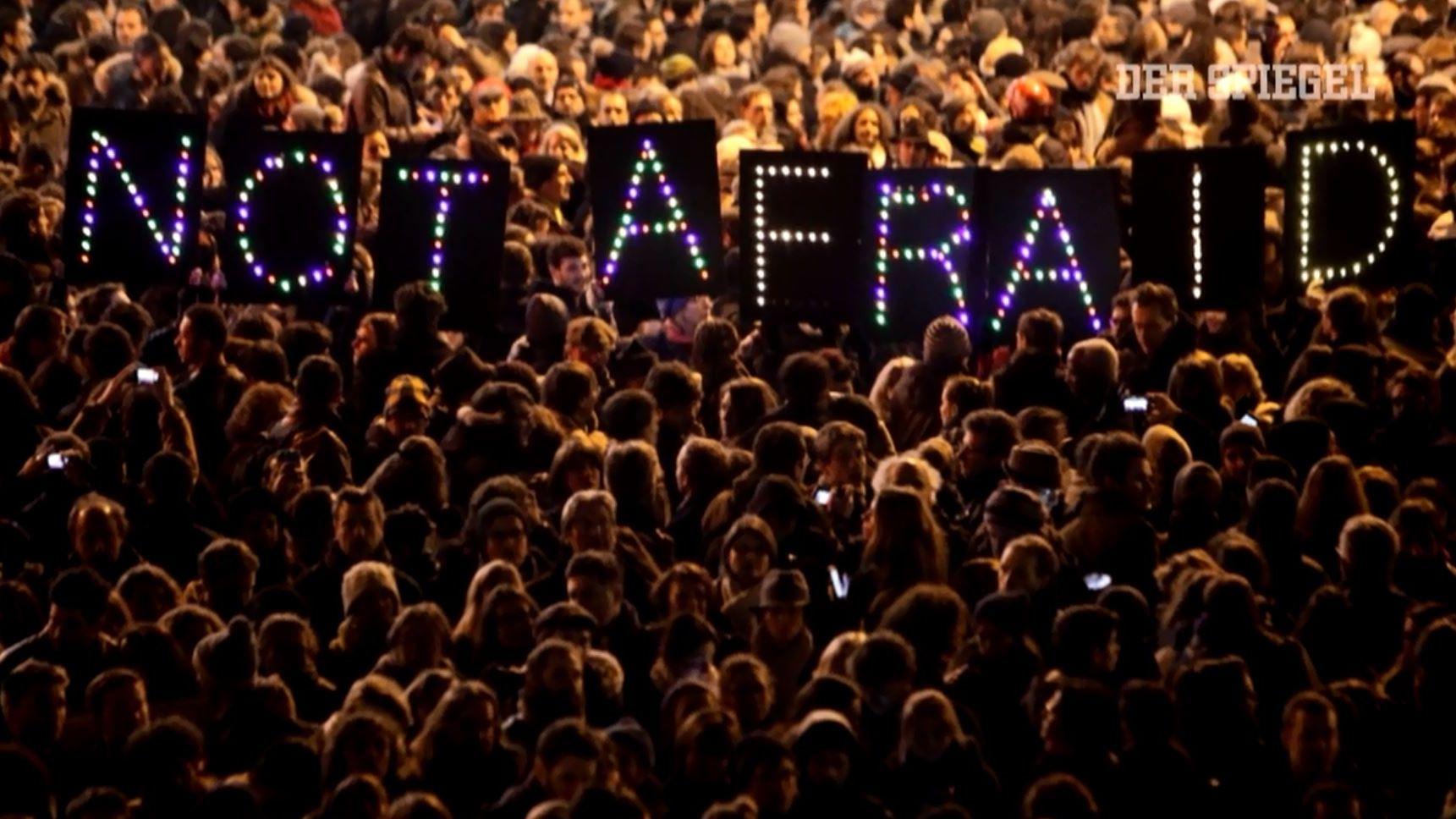 Spiegel kampagne erster tv spot zeigt bilder von for Spiegel tv news