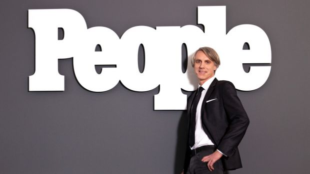 """People""-Chefredakteur Tom Junkersdorf"