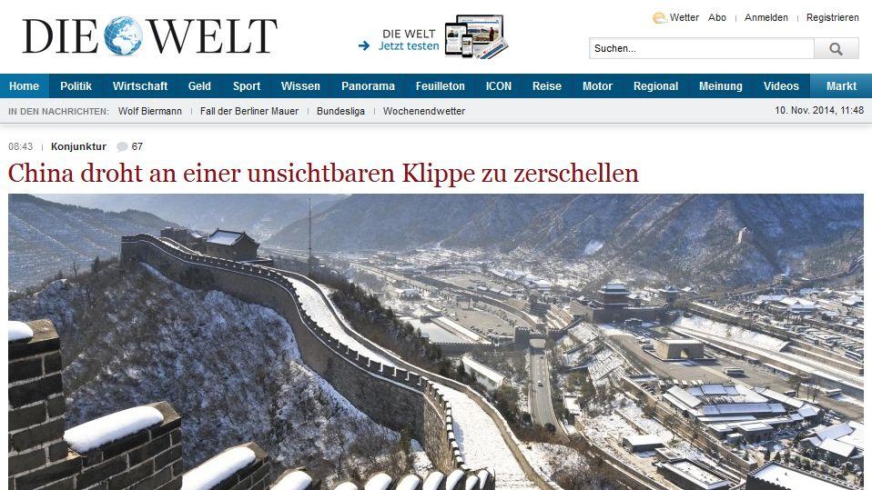 welt online news