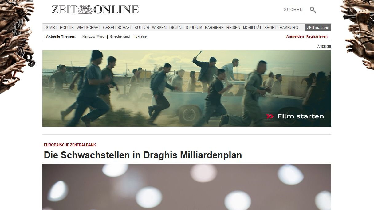 zeit online entscheidungen treffen Weißenfels