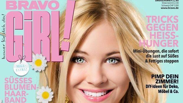 Bauer Media Group: Bravo Girl erscheint nur noch