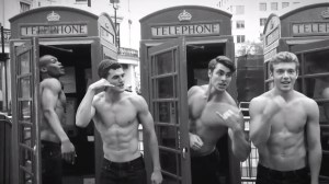 Call me maybe Abercrombie & Fitch