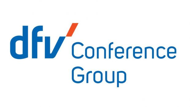 Das Logo der dfv Conference Group