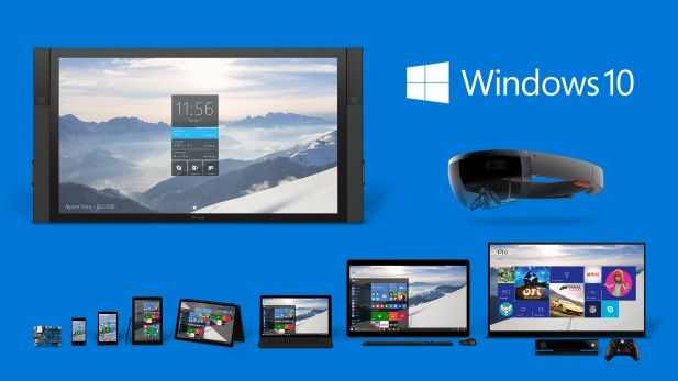 Die Windows 10 Produktfamilie
