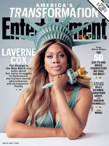 "Die LGBT-Issue von ""Entertainment Weekly"""