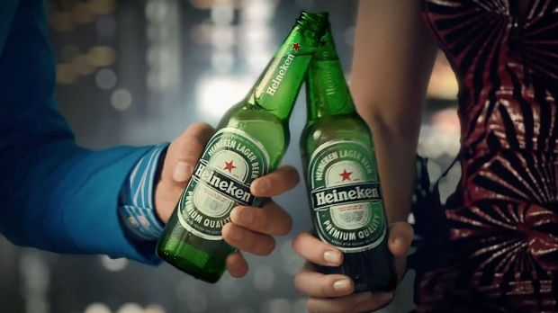Cheers! Heineken ist Advertiser of the Year 2015