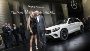 Mercedes GLC Weltpremiere