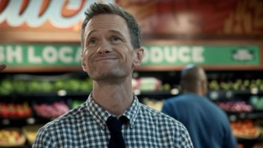 """How I Met Your Mother""-Star Neil Patrick Harris wird im Supermarkt belagert"