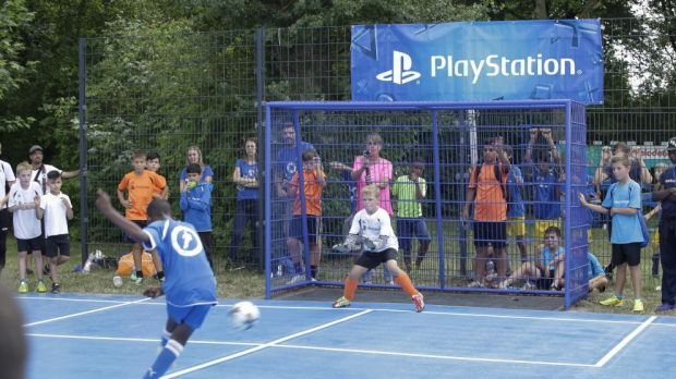 Sony Playstation präsentiert den Playstation Junior Champions Cup
