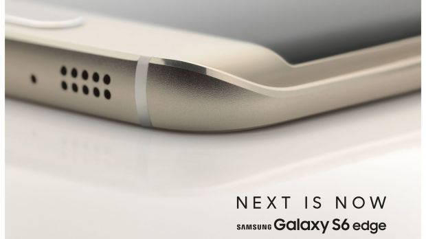 Das Key-Visual der Galaxy-S6-Kampagne