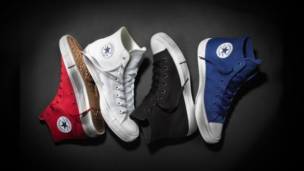 Converse Nike Sohle