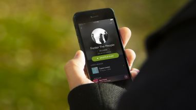 Streamt Spotify bald auch Videos?