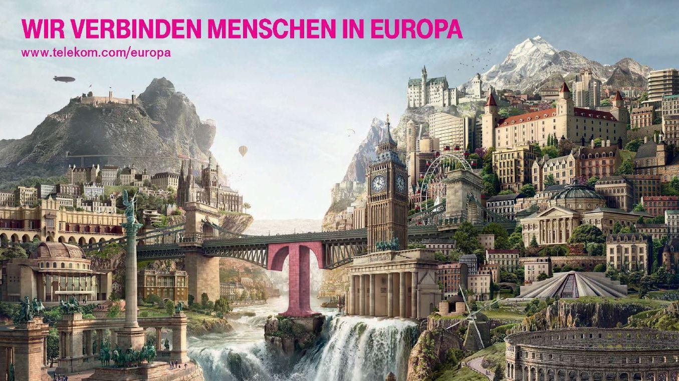 Magenta Eins Europa